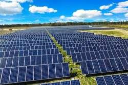 ۴۲ مگاوات نیروگاه خورشیدی در همدان فعال است