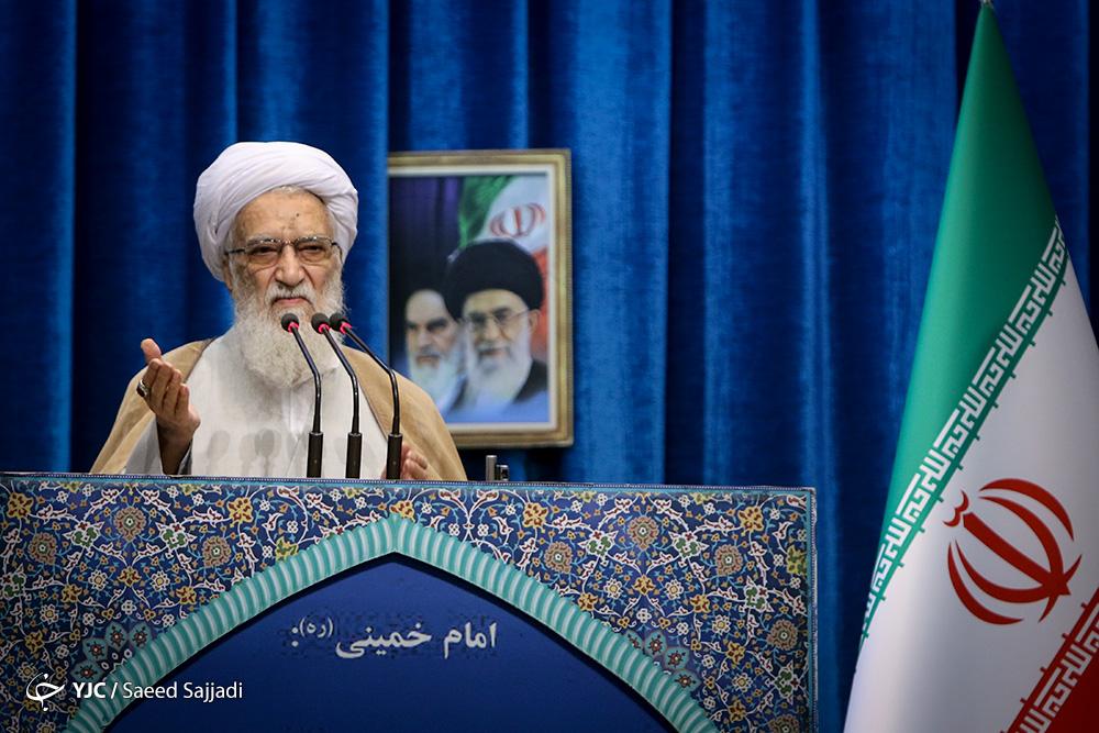 مقاومت ملّت ایران کمر آمریکا را خواهد شکست