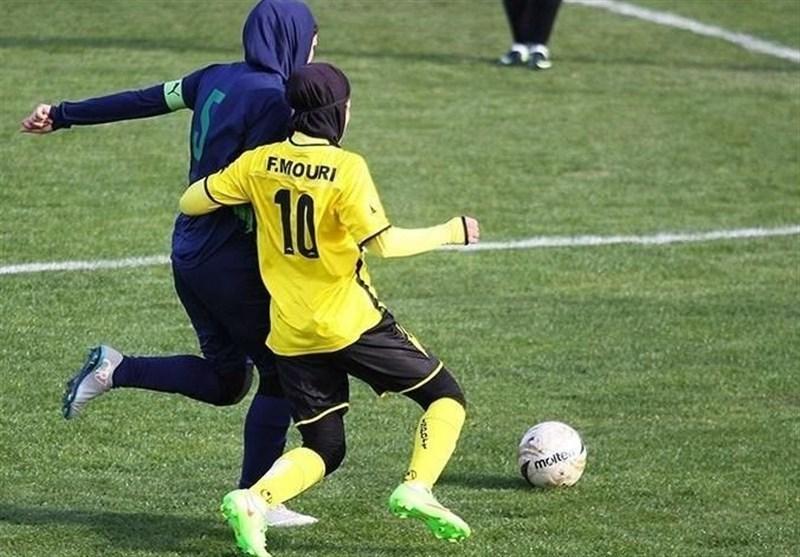 شکست نماینده فوتبال بانوان بوشهر برابر وچان کردستان