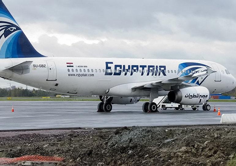 شرکت هواپیمایی اجیپت ایر مصر