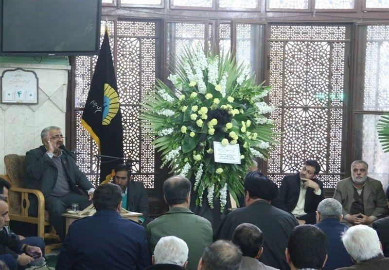 مراسم گرامیداشت شهید سرتیپ دوم خلبان محمدرضا رحمانی در شهر ری برگزار شد