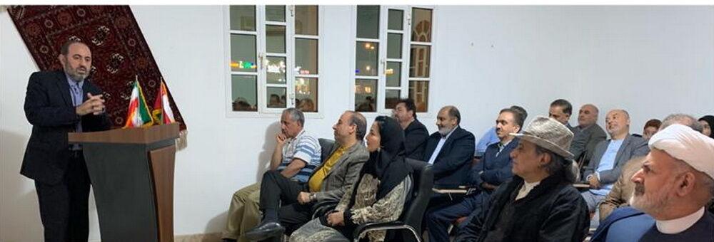 مرکز آموزش زبان فارسی در مسقط افتتاح شد