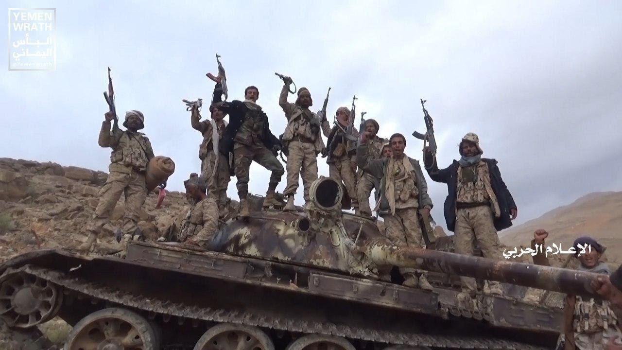 عملیات نیروهای یمنی علیه متجاوزان سعودی 01