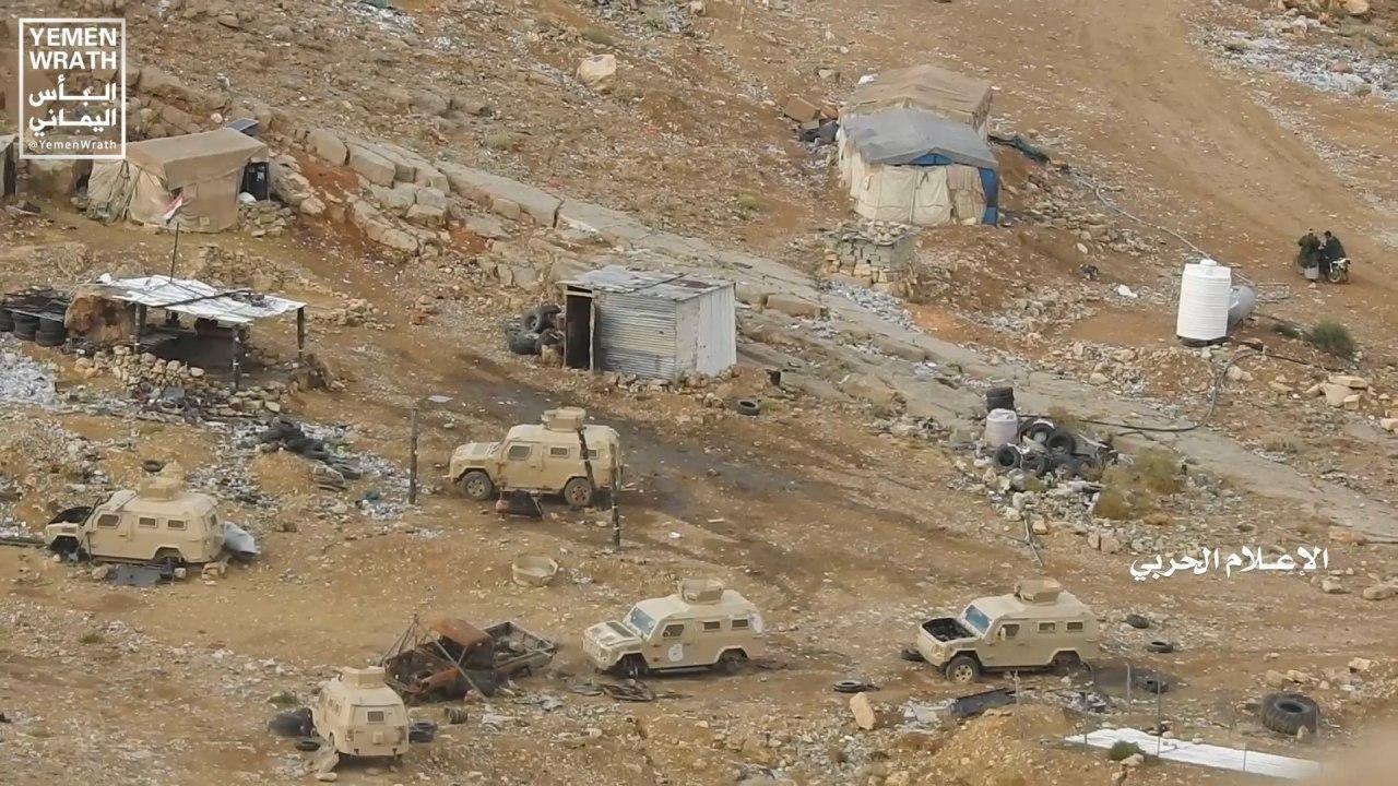 عملیات نیروهای یمنی علیه متجاوزان سعودی 04