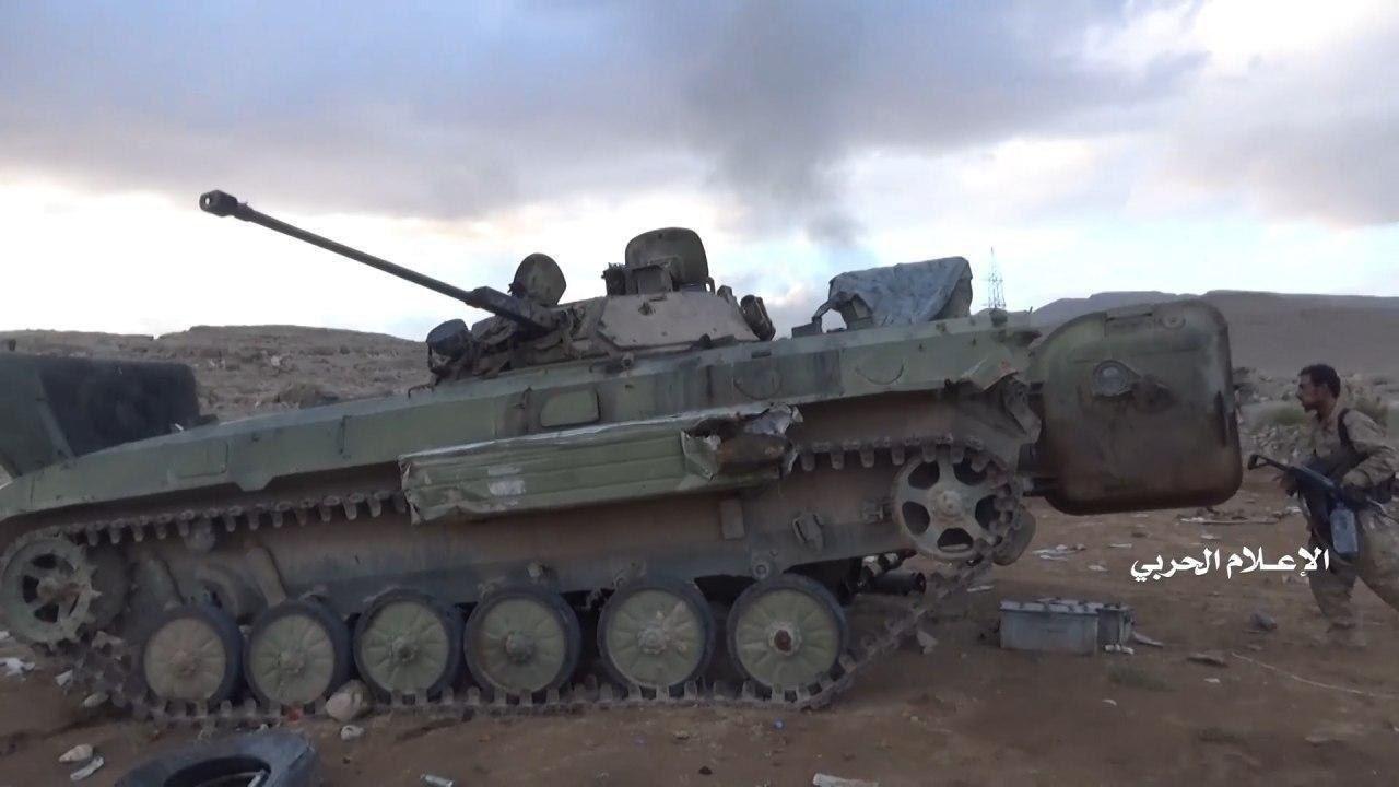 عملیات نیروهای یمنی علیه متجاوزان سعودی 05