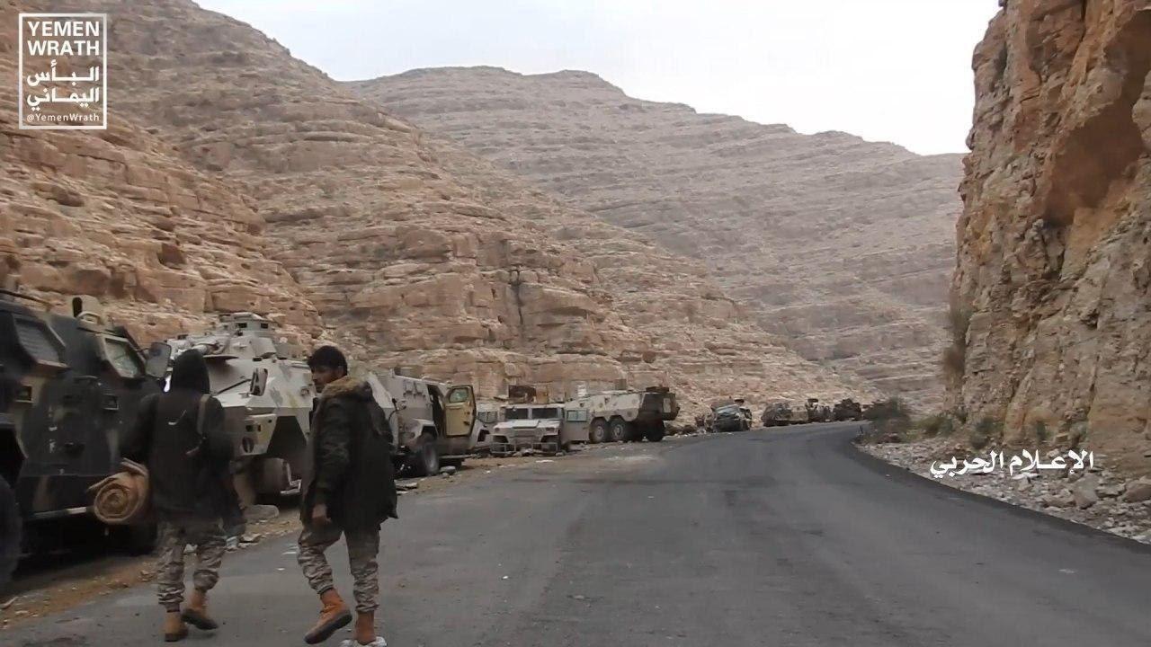 عملیات نیروهای یمنی علیه متجاوزان سعودی 10