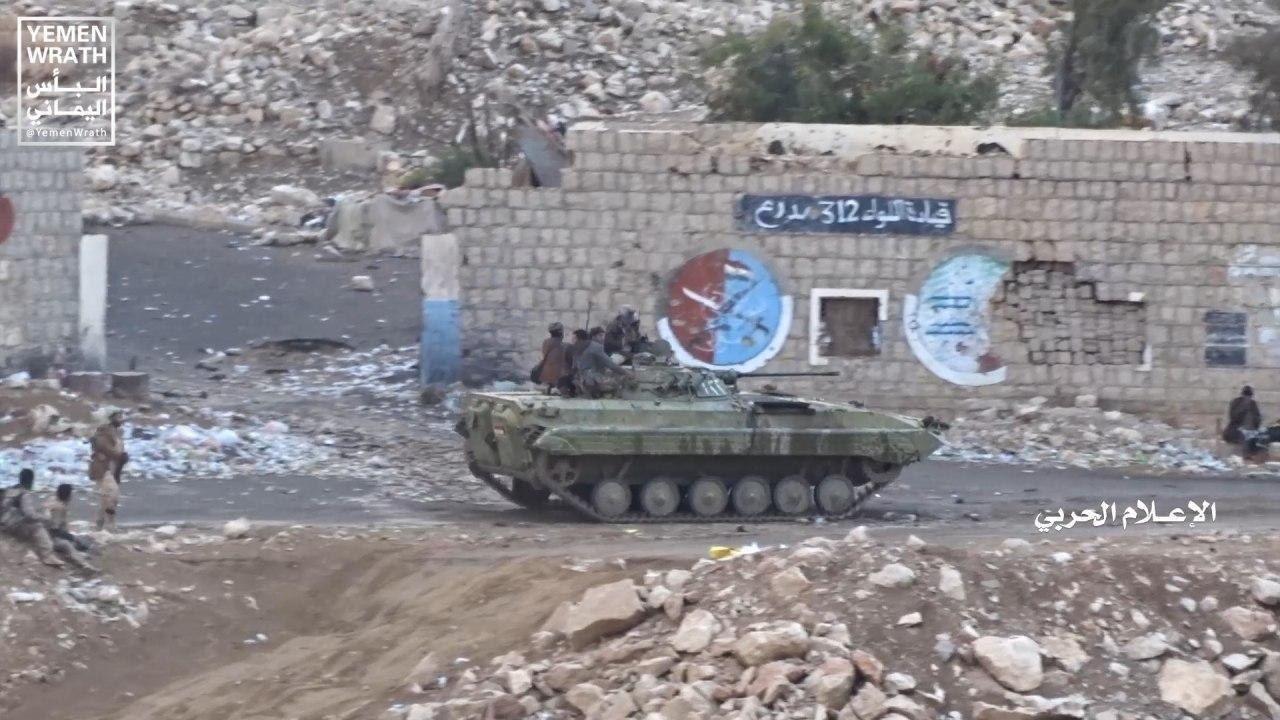 عملیات نیروهای یمنی علیه متجاوزان سعودی 09