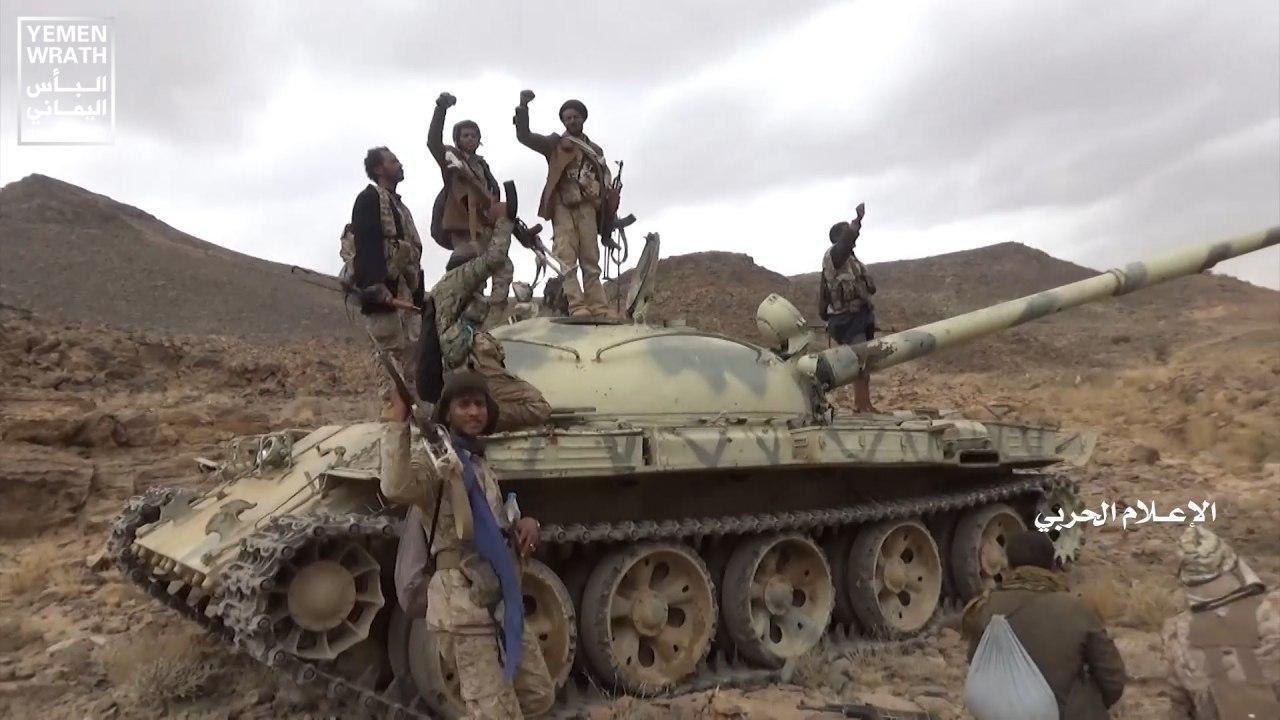 عملیات نیروهای یمنی علیه متجاوزان سعودی 08