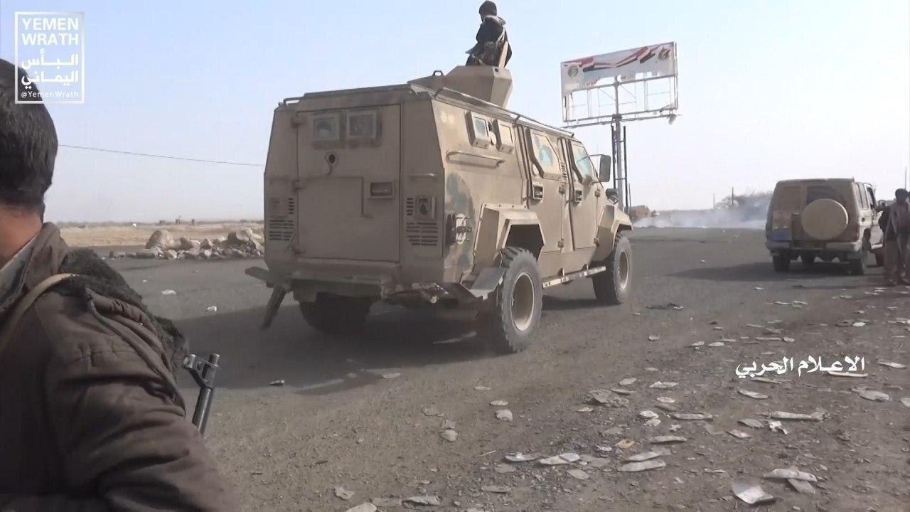 عملیات نیروهای یمنی علیه متجاوزان سعودی 07