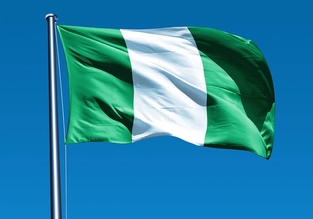 پرچم نیجریه