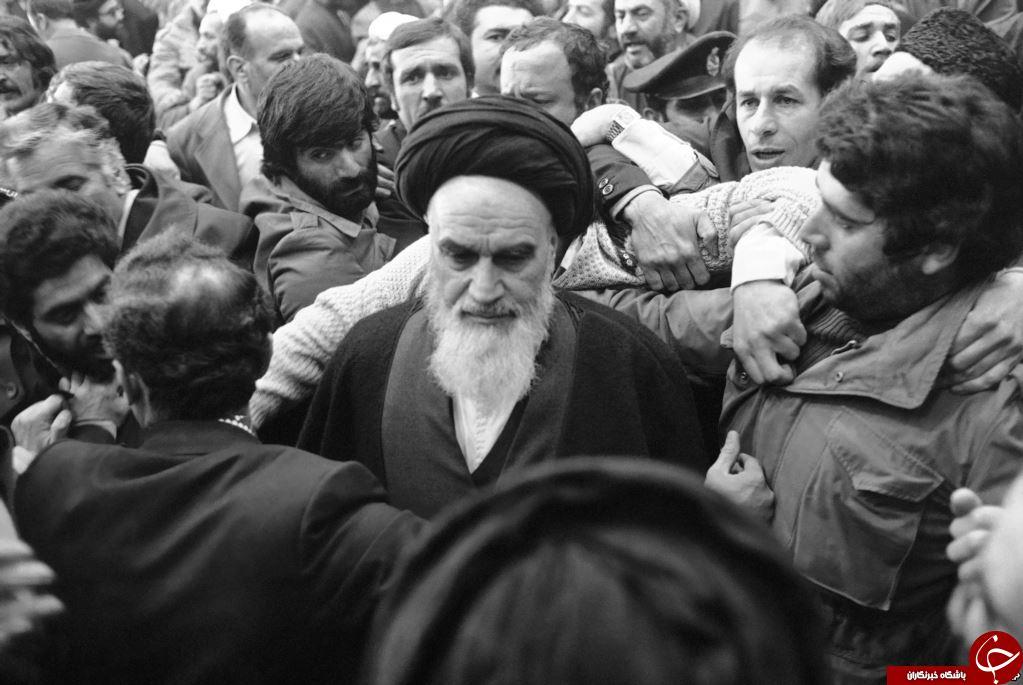 حال و هوای تهران در ۱۲ بهمن ۵۷ از زبان خبرنگار فرانسوی + تصاویر