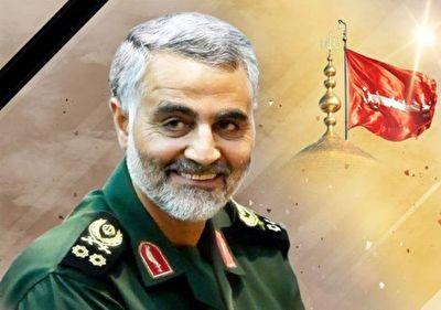 گرامیداشت بزرگترین فرمانده ضد تروریسم جهان در روستاهای محلات