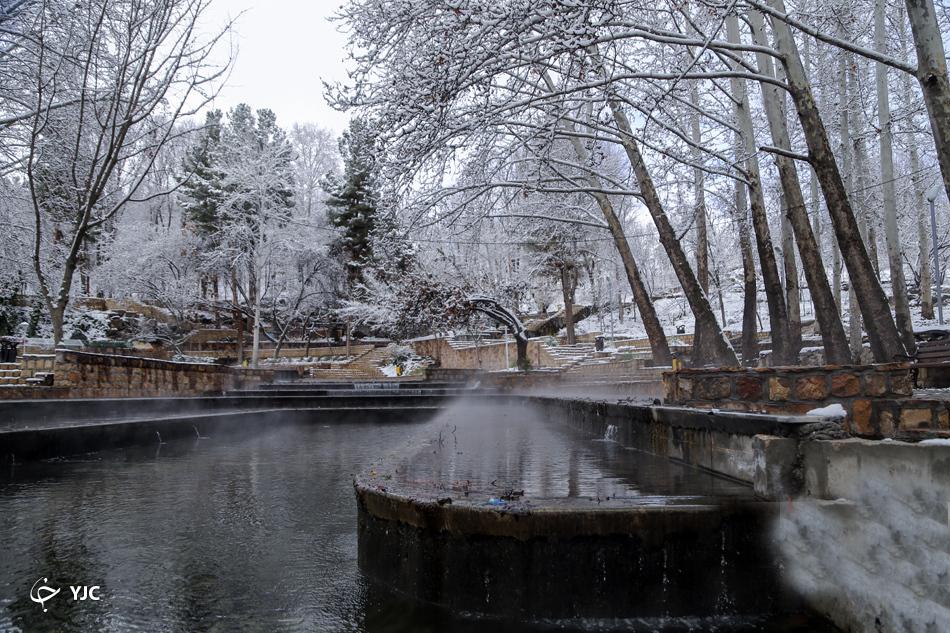 اینجا زمستان زیباتر است/چهار فصل در یک فصل