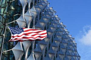 سفارت آمریکا در لندن