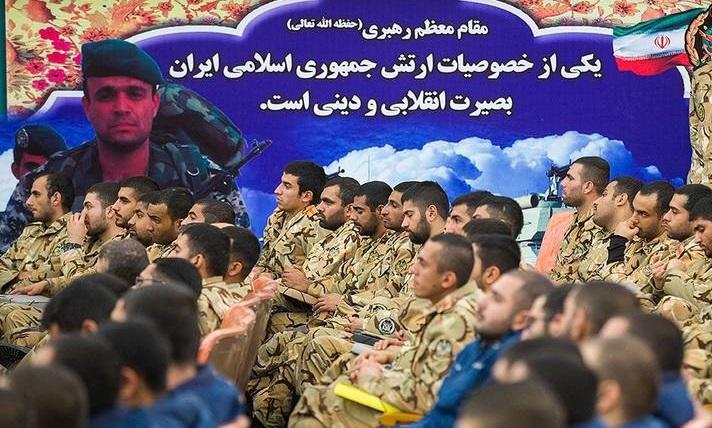 دوازدهمین جشنواره جوان سرباز ارتش برگزار شد