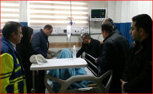 واژگونی اتوبوس در زنجان سه کشته و ۲۱ مصدوم برجای گذاشت