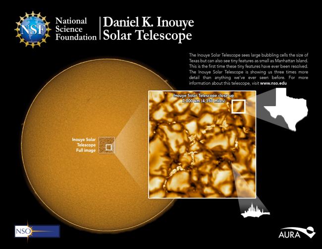 ناسا موفق به کسب واضحترین عکس از خورشید شد