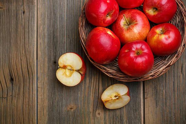 عوارض هسته سیب