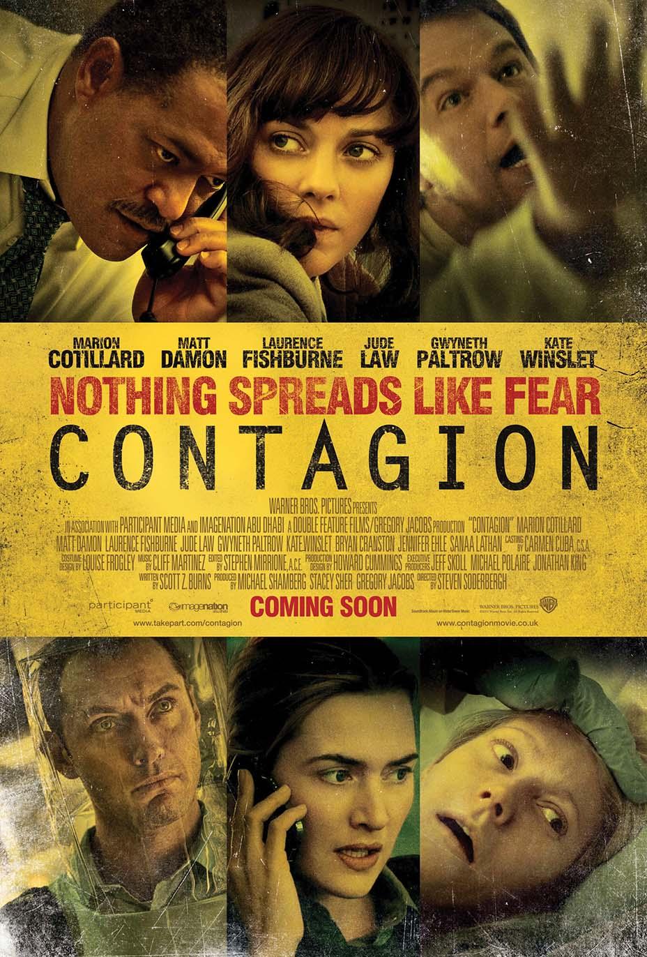 آیا فیلم «شیوع» ویروس کرونا را پیشبینی کرده بود؟ / پاسخ نویسنده