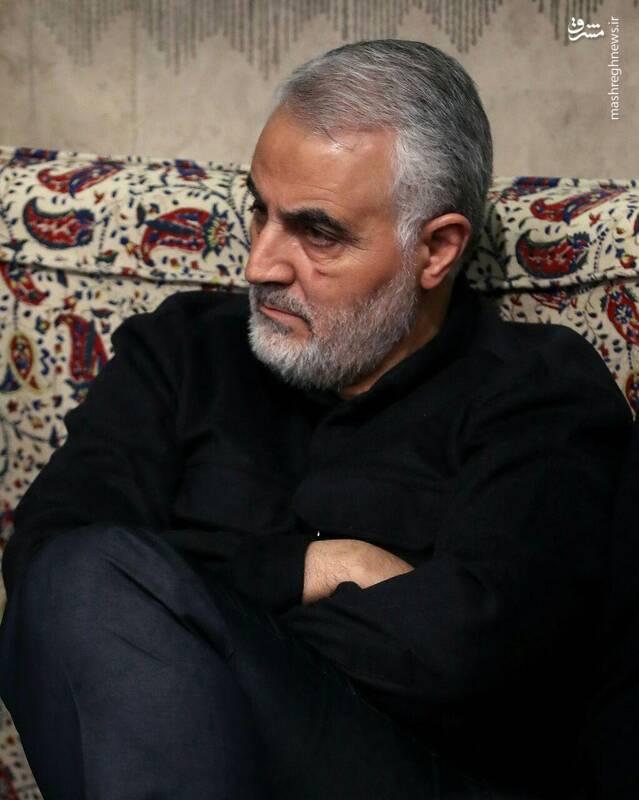 سردار سلیمانی انتقام خلبان اردنی را گرفت/ دعایی که حاج قاسم دائم زیر لب میخواند