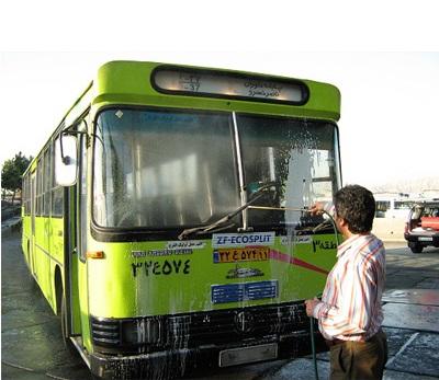 برنامه اتوبوس رانی برای مقابله احتمالی با ویروس کرونا