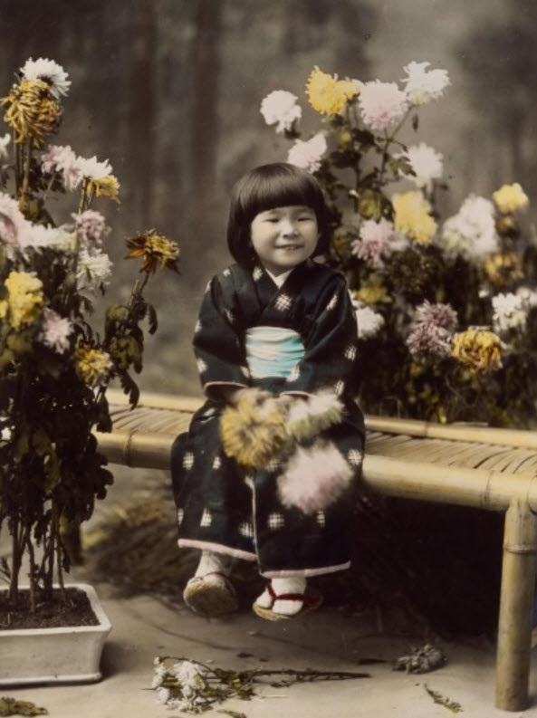 عکس های کمتر دیده شده از زندگی ژاپنی ها در صد سال پیش