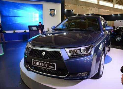 تولید اولین خودرو ایرانی مجهز به گیربکس اتومات/ خط تولید دنا توربو جدید به راه افتاد