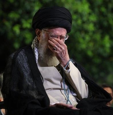 راز اشکهای رهبر انقلاب در آستانه چلهنشینی بهشتی «حاج قاسم»