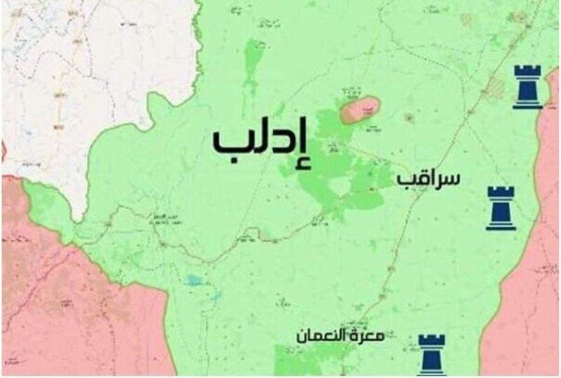هفت کیلومتر تا مرگ رویای غربی-عبری در سوریه