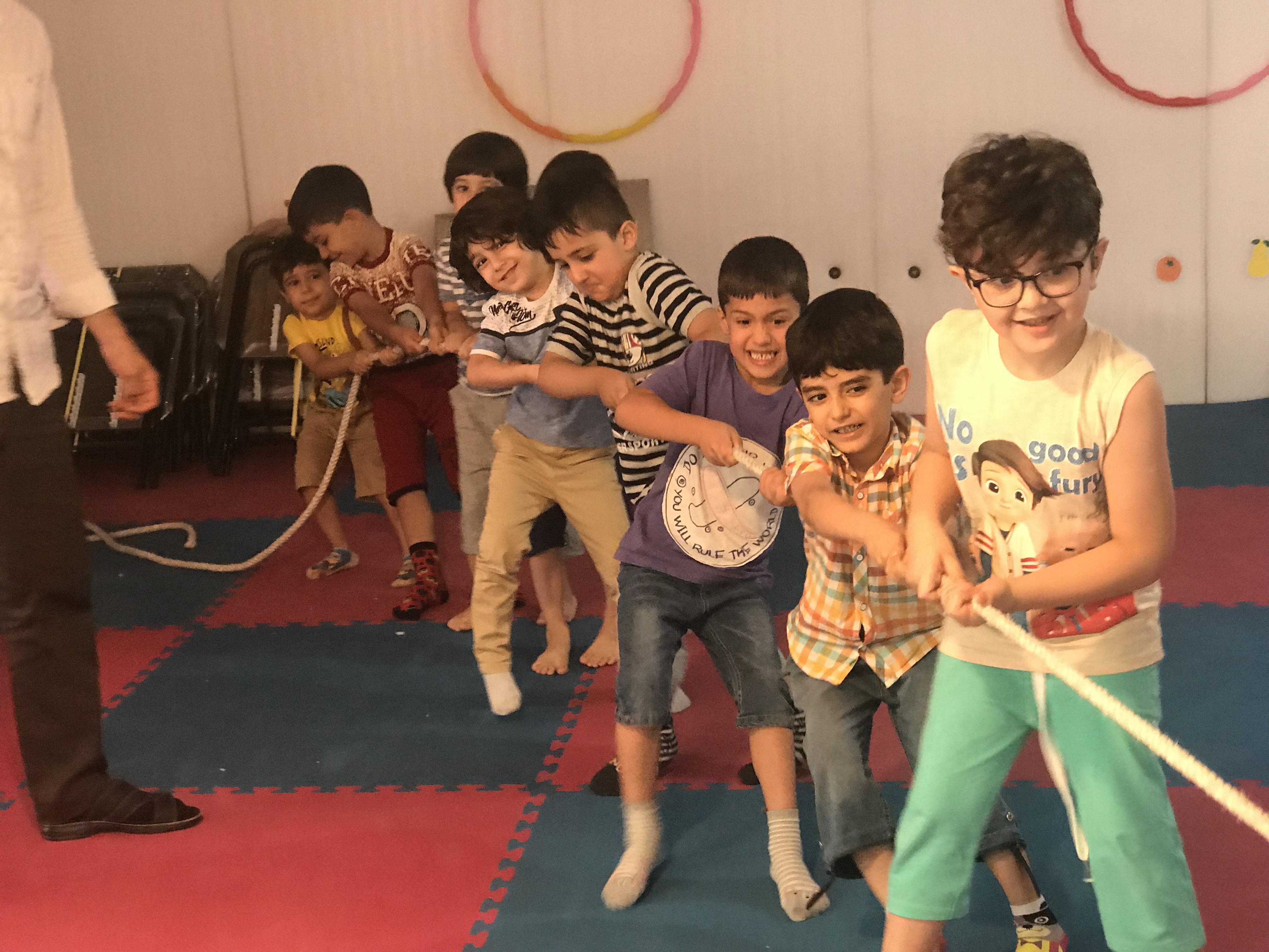 اهمیت بازی در فرآیند یادگیری دانش آموزان