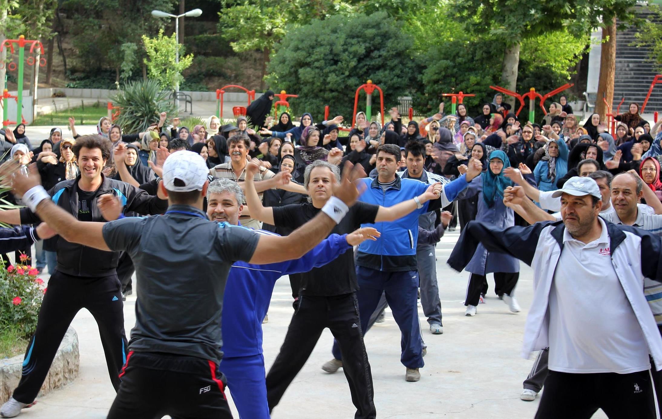 طرح ملی آخر هفتههای فعال در ملکشاهی برگزارمی شود