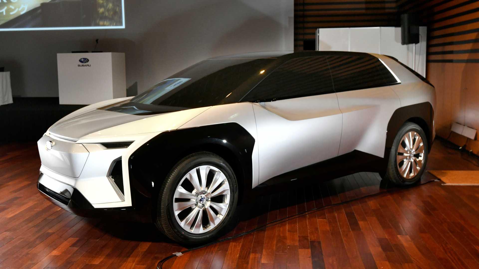 جدیدترین خودرو تمام الکترونیکی سوبارو مشخص شد