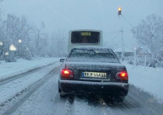 کارشناس هواشناسی: سامانه هوای سرد به کشور وارد شده است