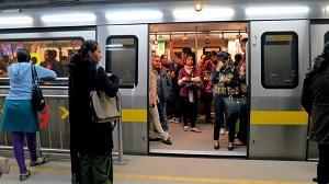 واگن متروی ویژه بانوان