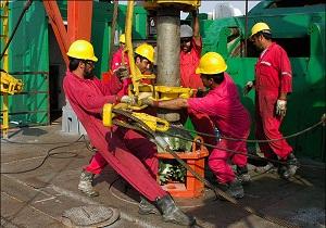 حفاری و تکمیل ۹۶ حلقه چاه نفت و گاز در کشور انجام شد