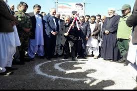 کلنگ بازسازی مناطق سیلزده استان سیستان و بلوچستان زده شد