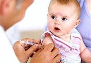 واکسیناسیون ۲ هزار کودک در رامسر