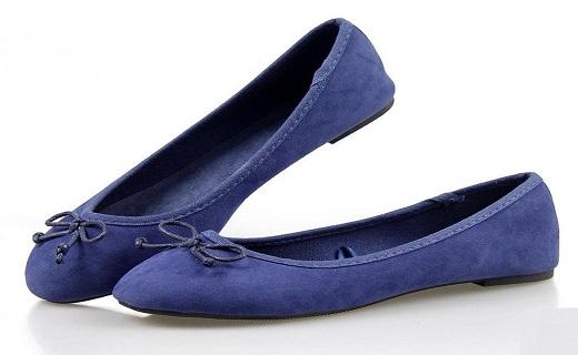 کفشهای تخت