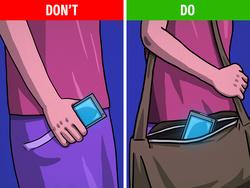 معرفی ۵ عادت خطرناک در هنگام استفاده از تلفن هوشمند