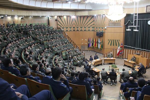 برگزاری جلسه هم اندیشی دانشجویان دانشگاه دافوس