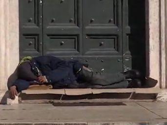 ۳ برابر شدن فقیرها در ایتالیا + فیلم