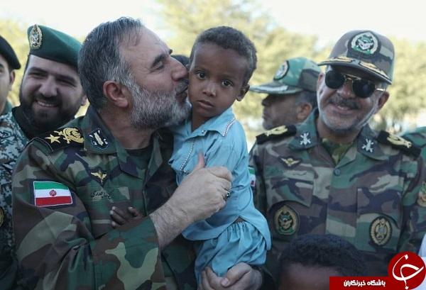 ارتشی که ناجی ملت است + تصاویر