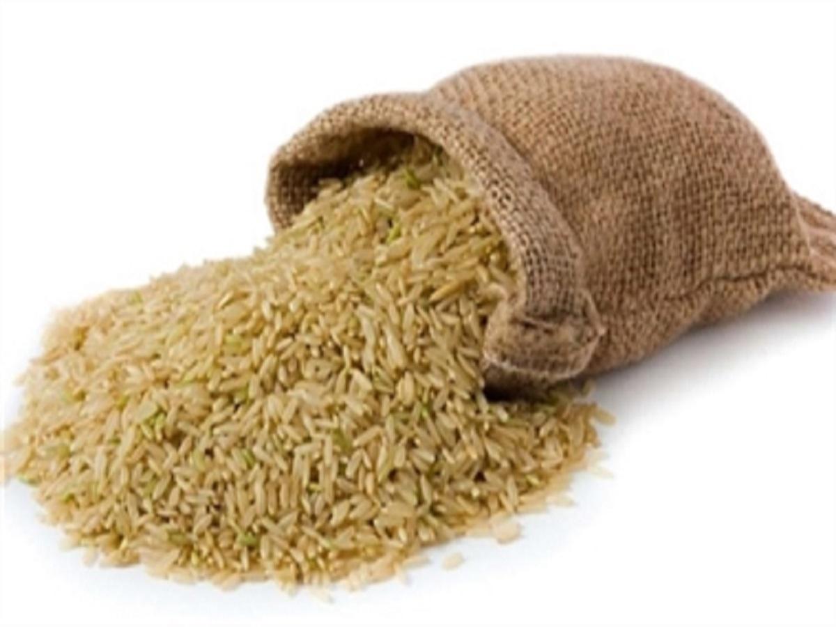 برنج قهوه ایی قاتل ریزش مو