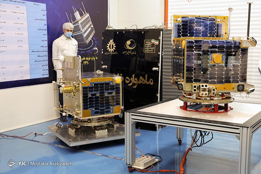 ماهواره ایرانی ظفر