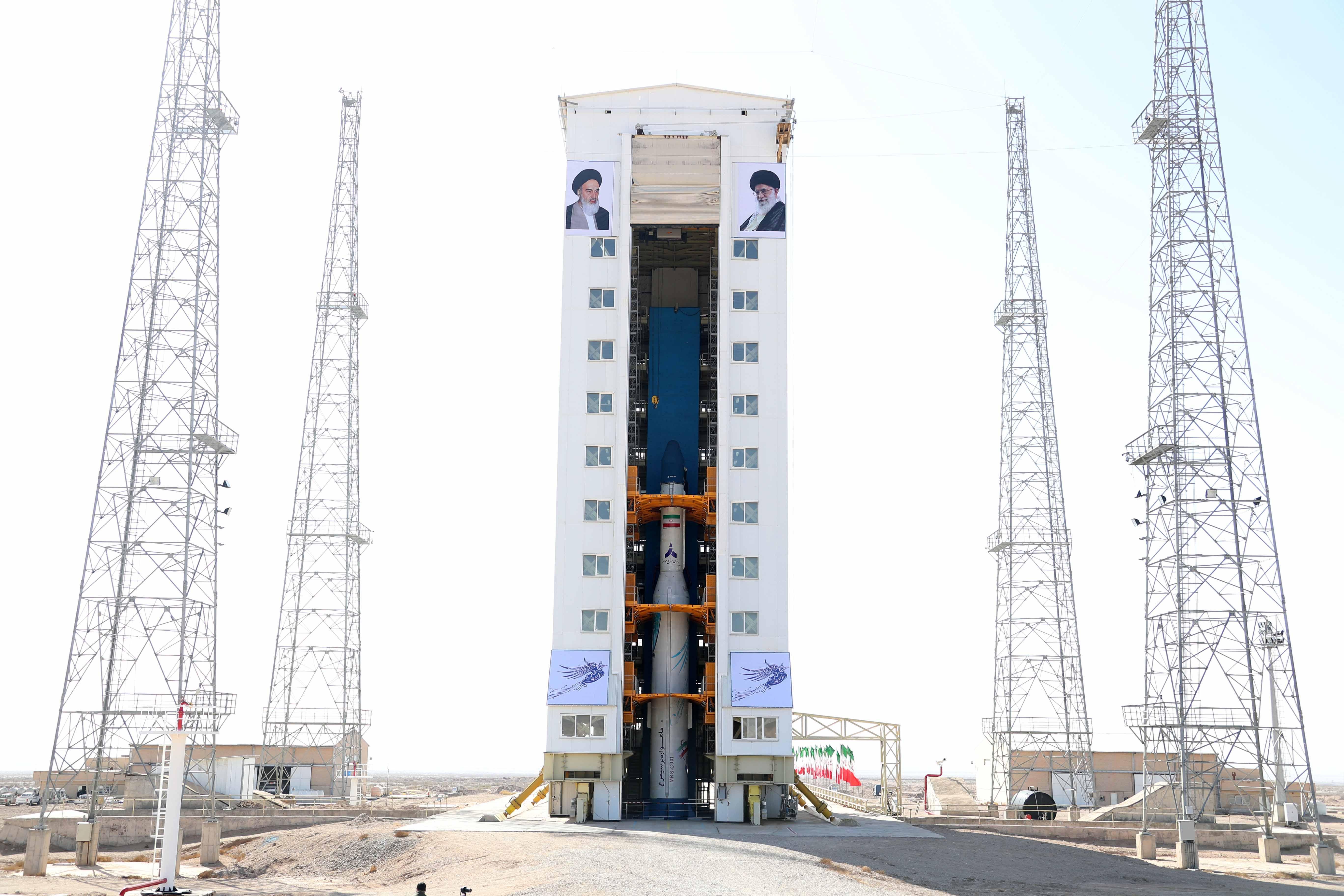 صفر تا صد پرتاب ماهواره ایرانی ظفر ۱/ ایرانی ها در بهار منتظر ماهواره بعدی باشند