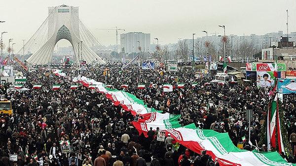 محدودیتهای ترافیکی راهپمایی ۲۲ بهمن
