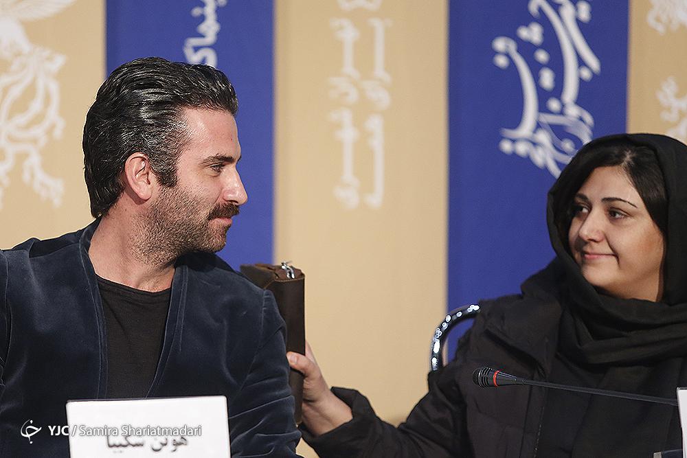 عکسهایی از بازیگران در جشنواره فیلم فجر ۳۸