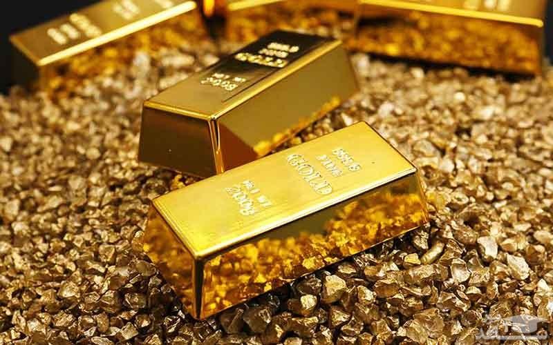 قیمت هر اونس طلا به ۱۵۶۸ دلار و ۱۱ سنت رسید