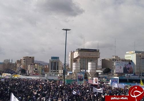 برگزاری مراسم بزرگداشت یوم الله ۲۲ بهمن در کرمانشاه