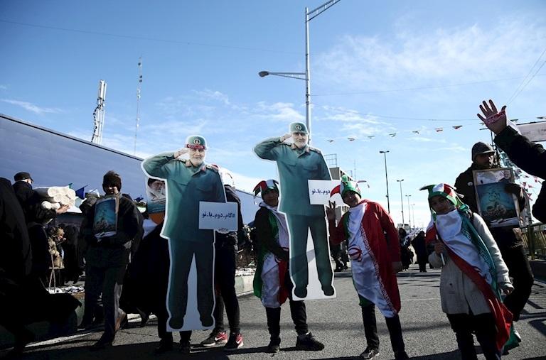 بازتاب جهانی حضور گسترده مردم ایران در جشن پیروزی انقلاب+ فیلم و تصاویر